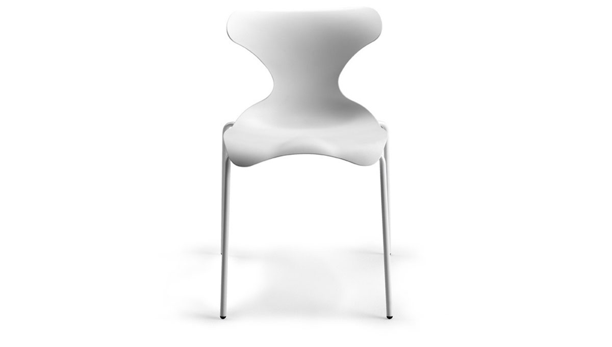 Pad Visitor chair - Dynamobel