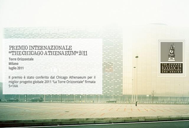 Premios Chicago Athenaeum 2011 & Prima