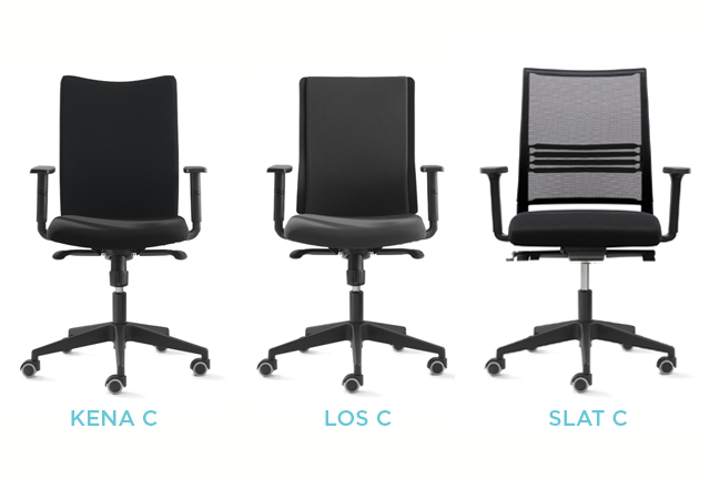 C series nueva segmentaci n de producto m s econ mico for Mobiliario de oficina economico