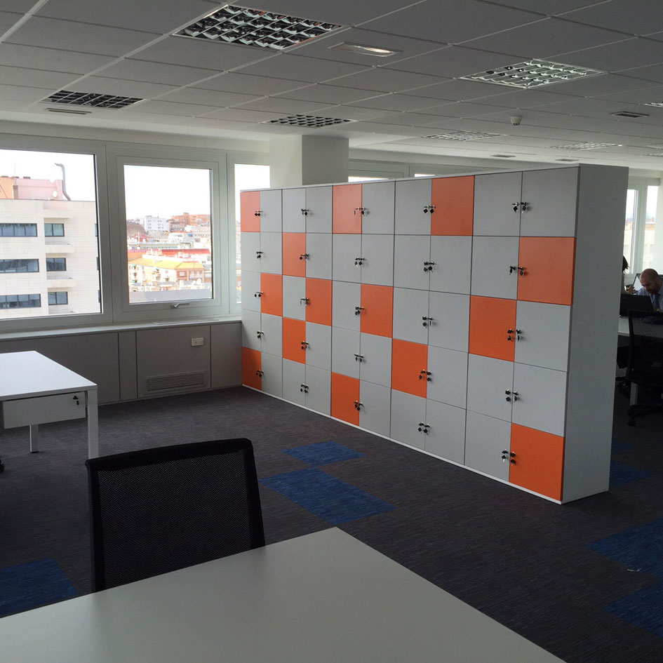 Oficinas centrales orange madrid awesome oficinas for Oficina de orange