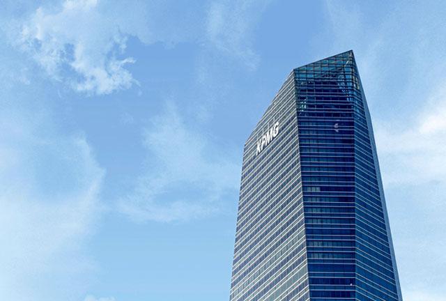 KPMG y su nueva sede en la Torre de Cristal.