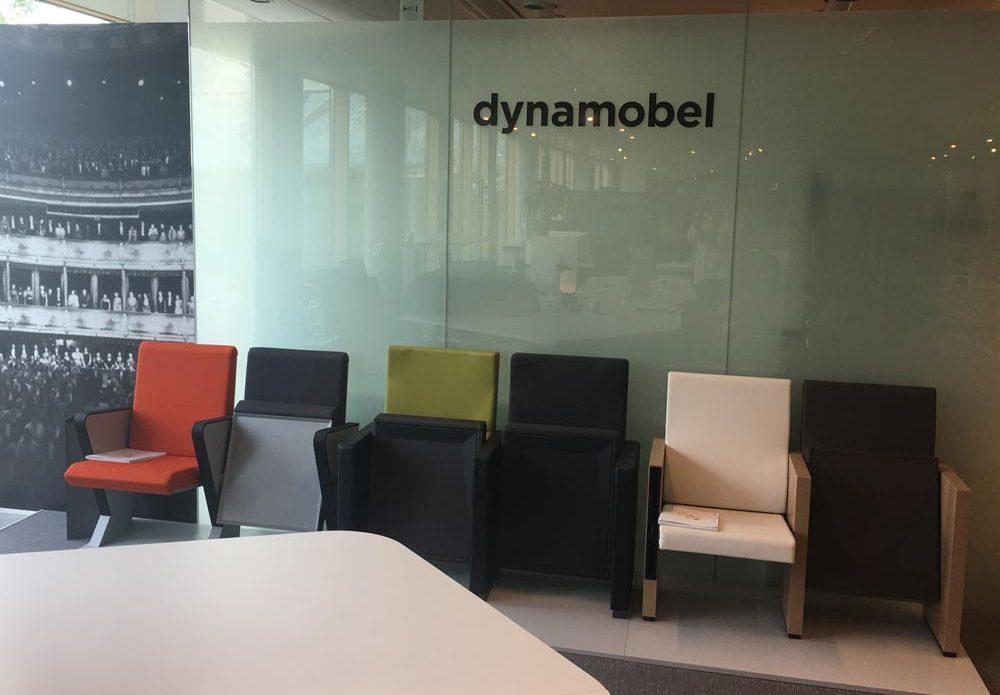 dynamobel showroom benelux