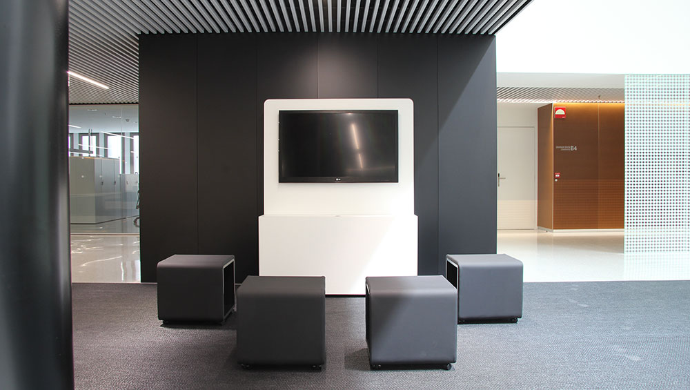 Collaboration areas – Multimedia 5