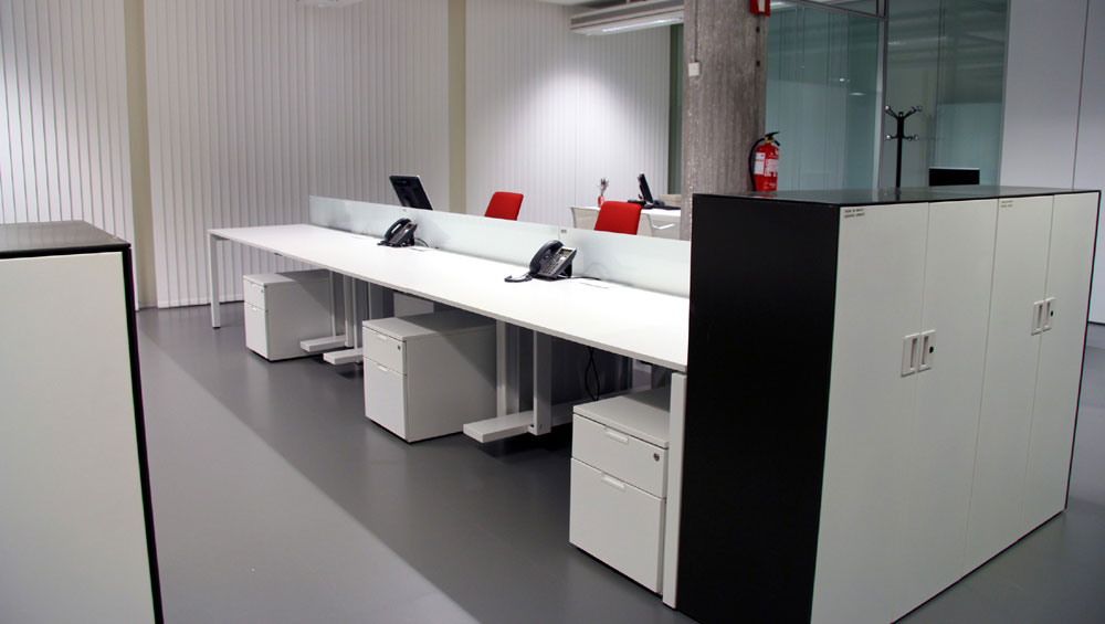 Offices – Open offices 6