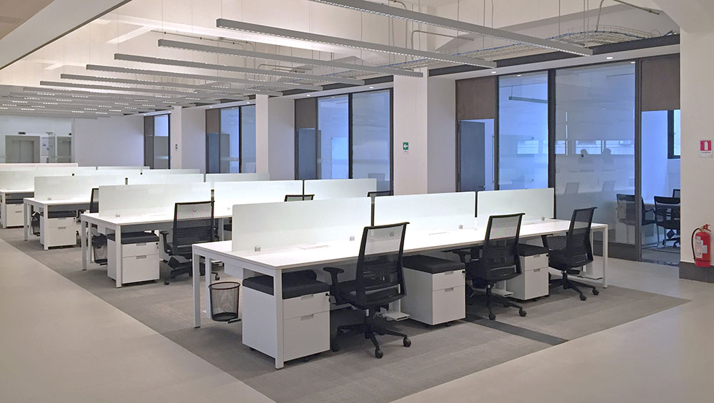 Offices – Open offices 8