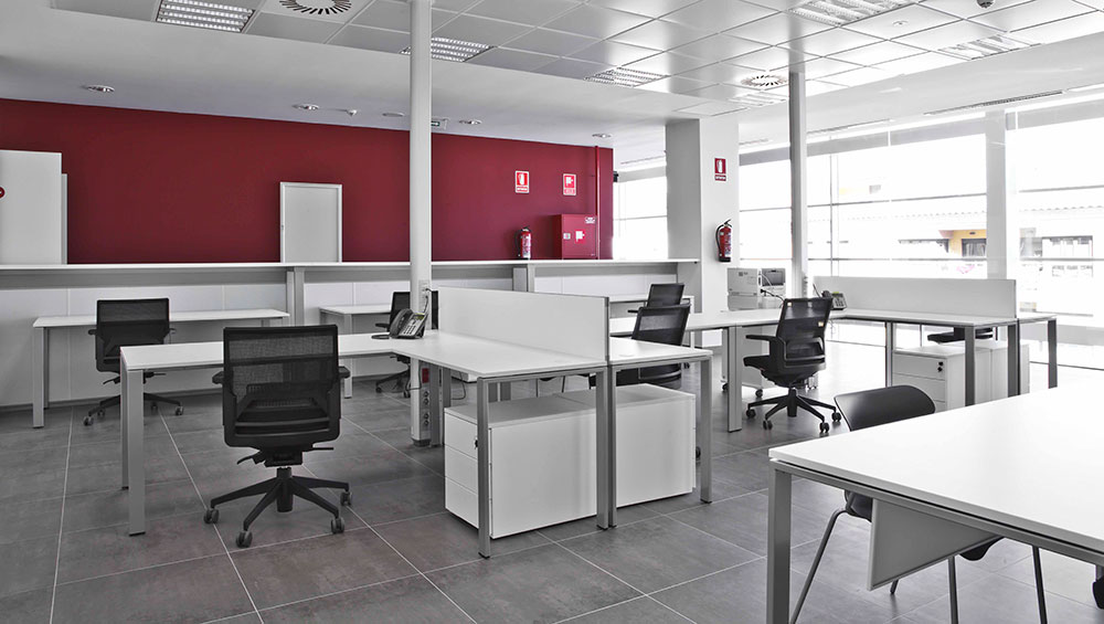 Offices – Open offices 25
