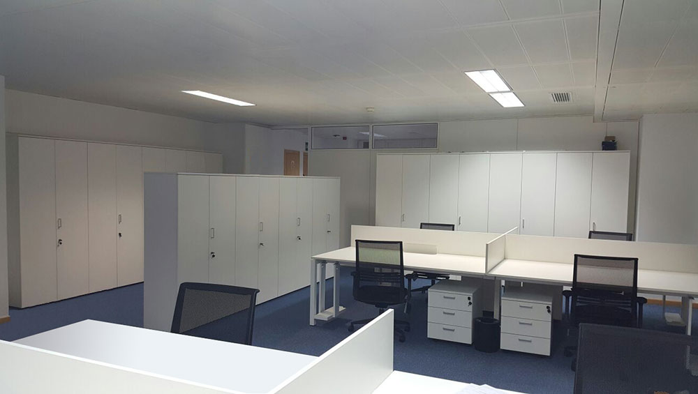 Offices – Storage 25