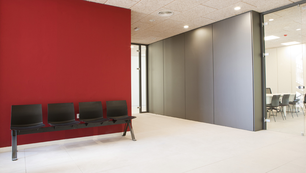 Offices – Reception – Waiting areas 12