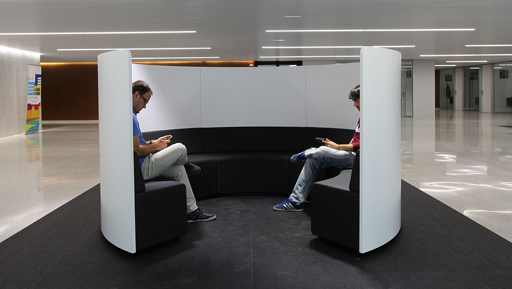 Collaboration areas – Informal meetings 5