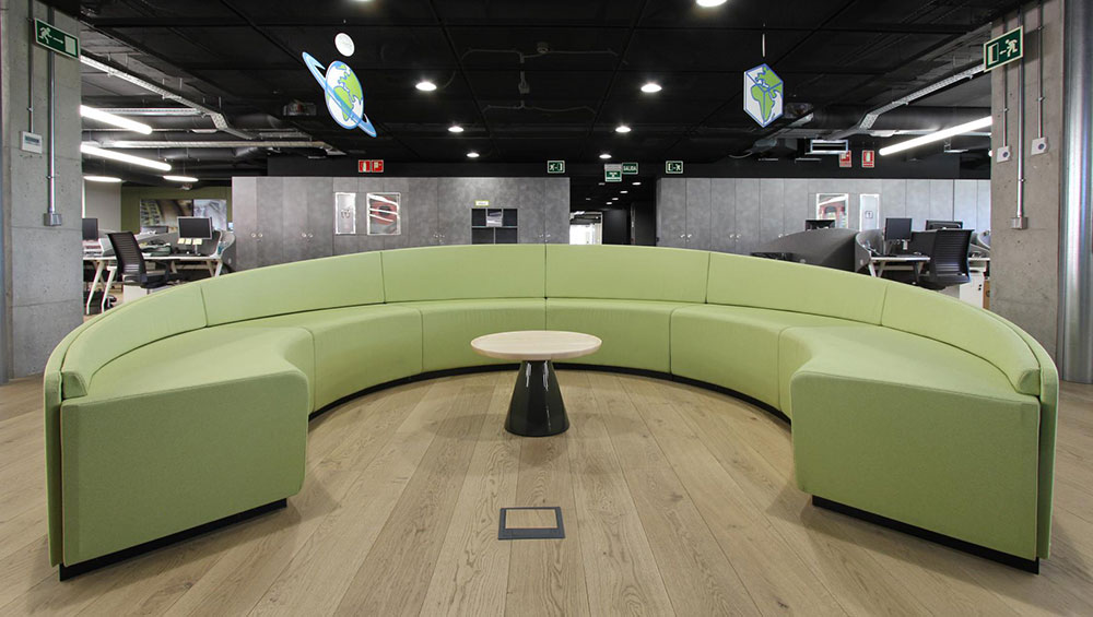 Collaboration areas – Informal meetings 9