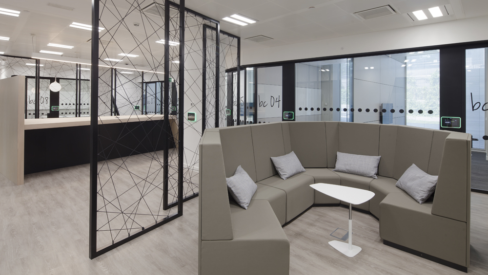 Collaboration areas – Informal meetings 10