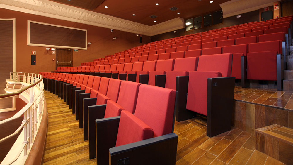 Auditoriums – Function rooms 5