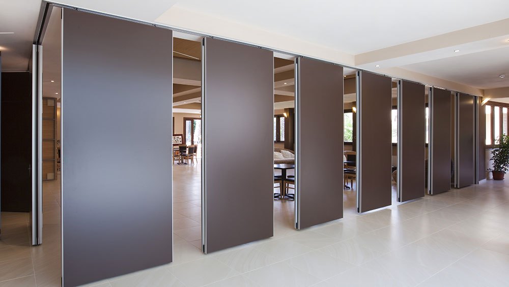 Auditoriums – Movable partitions 4
