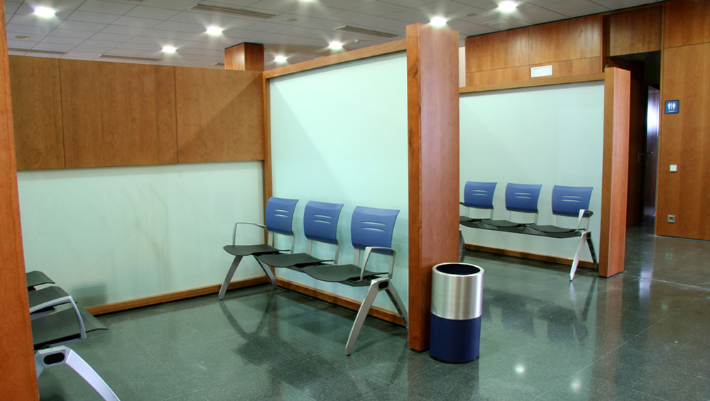 Healthcare – Reception – Waiting areas 6