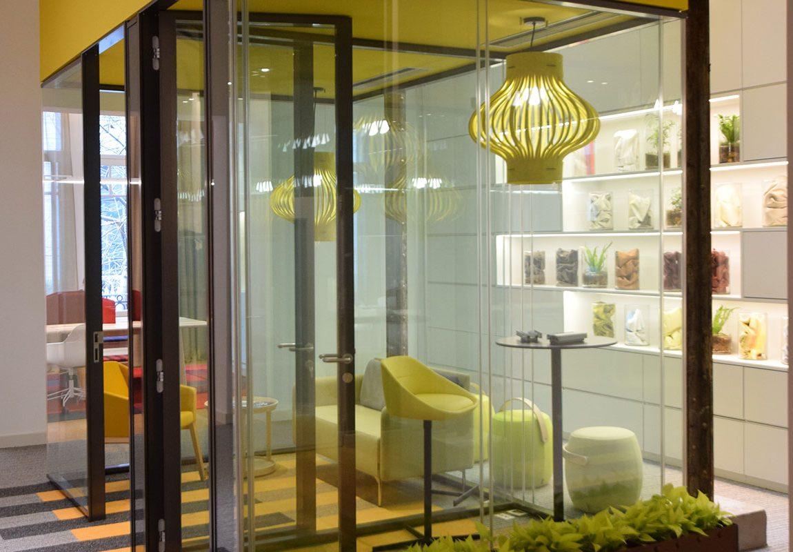dynamobel showroom argentina