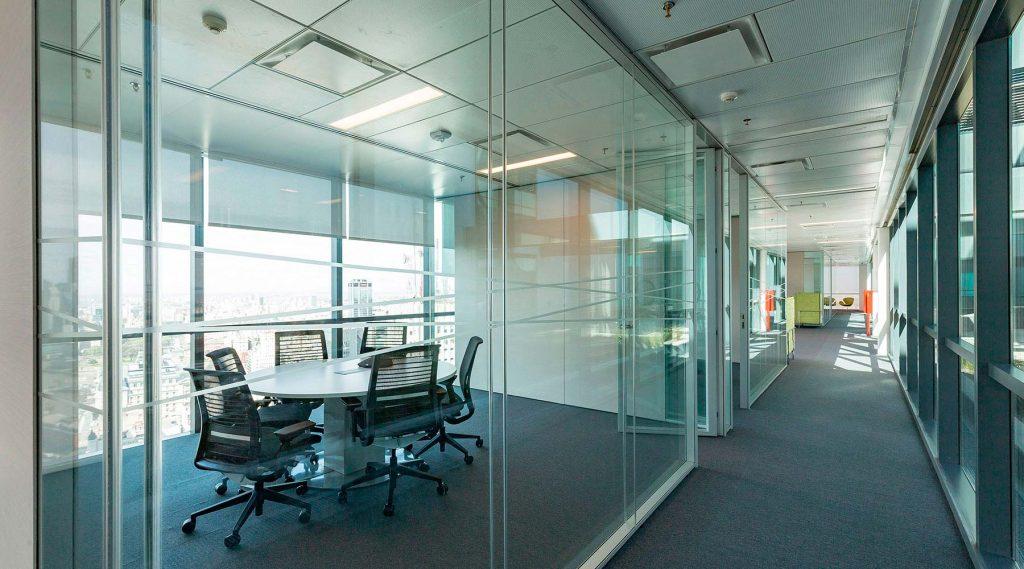 Bbva franc s fabricante de mobiliario de oficina dynamobel for Oficinas bbva mallorca