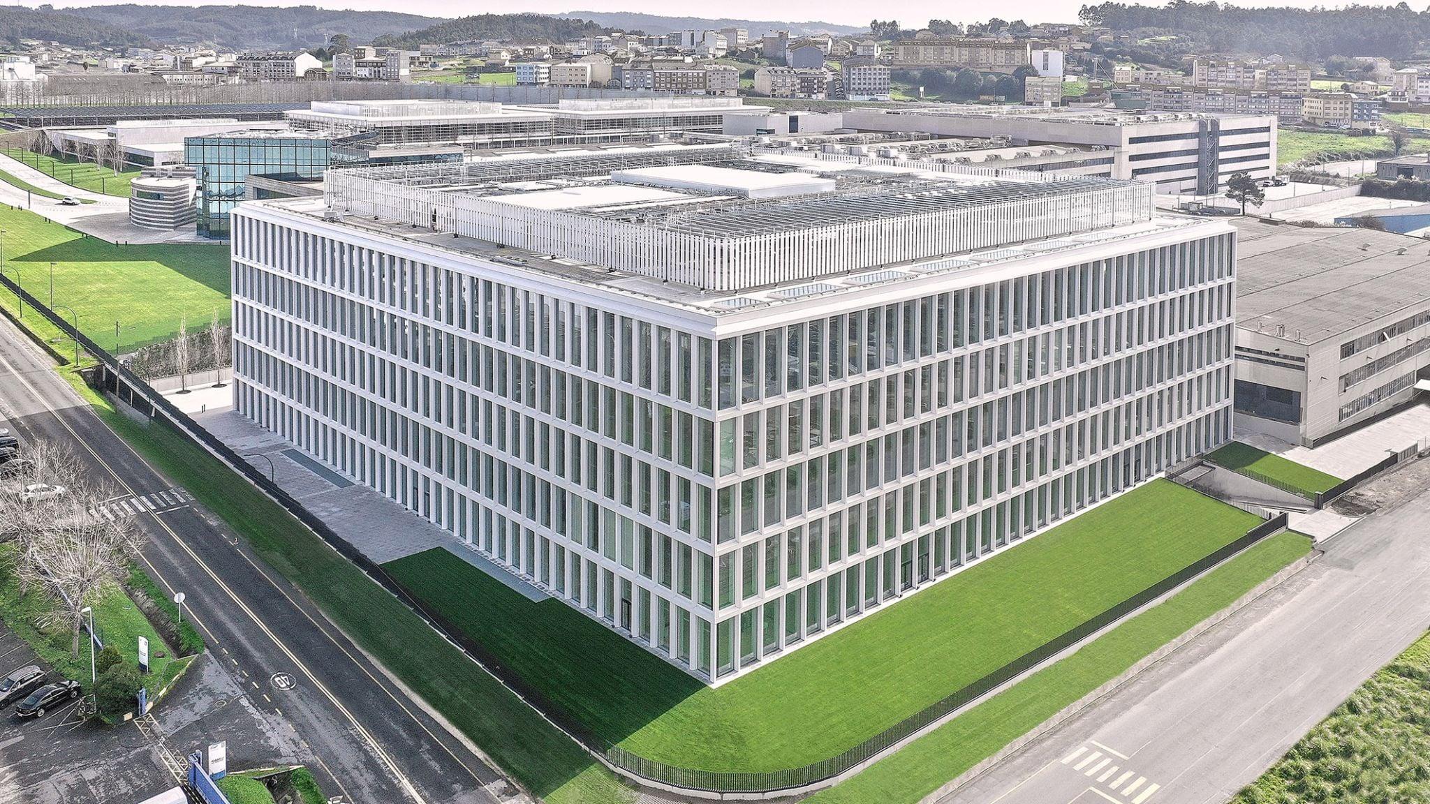 Dynamobel y Sutega diseñan de manera conjunta el espacio de trabajo de la nueva sede de ZARA