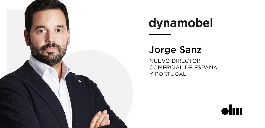 Jorge Sanz, nuevo director de España y Portugal de Dynamobel